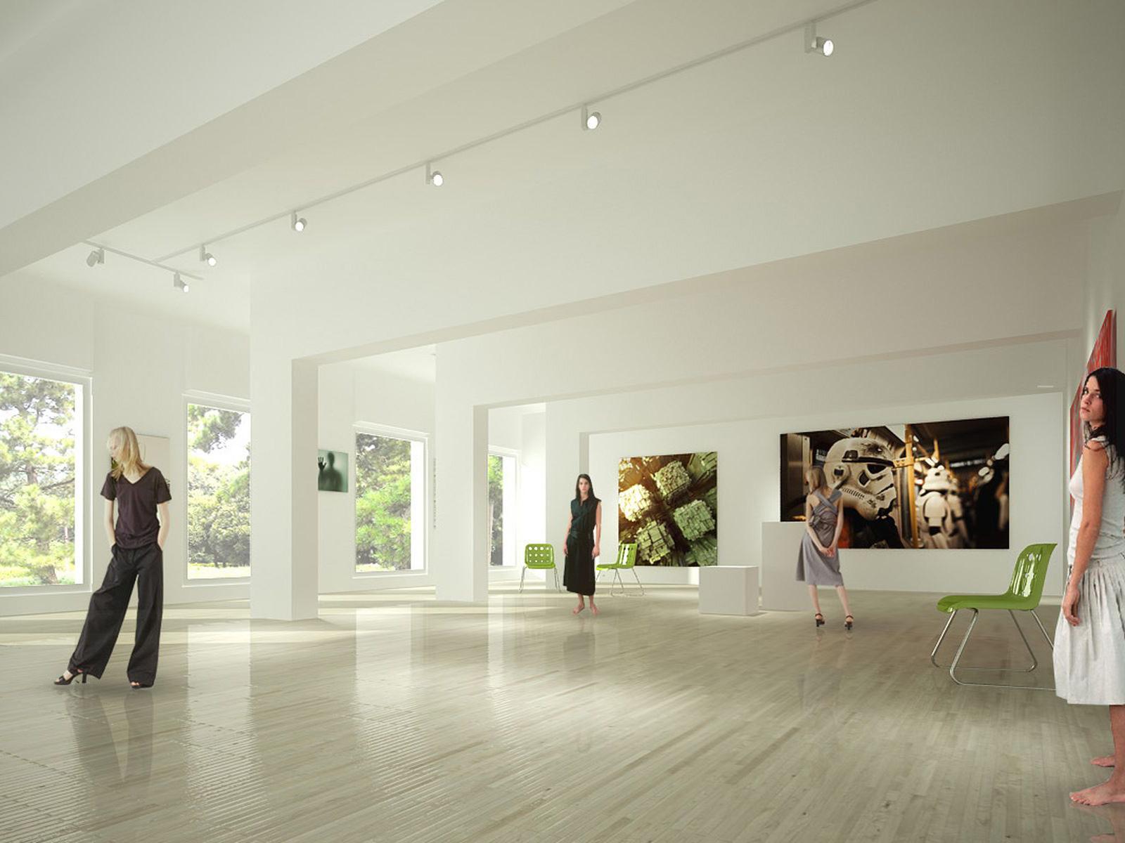 Ciup pl architectures for Exposition maison