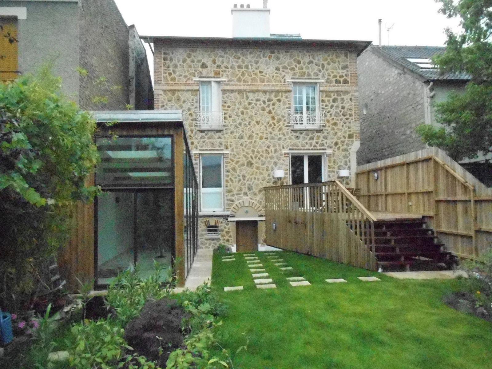 Lc pl architectures for Construction maison en bois bordeaux